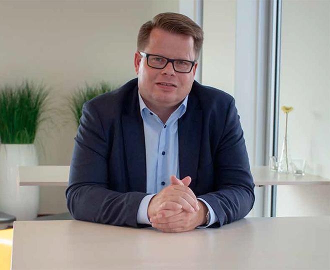 Willem Dusseldorp van Christelijke Scholengemeenschap Groningen (CSG), klant van Afier accountants en adviseurs