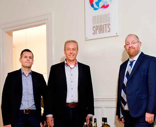 Frank Hofstede van Moving Spirits, klant van Afier accountants en adviseurs